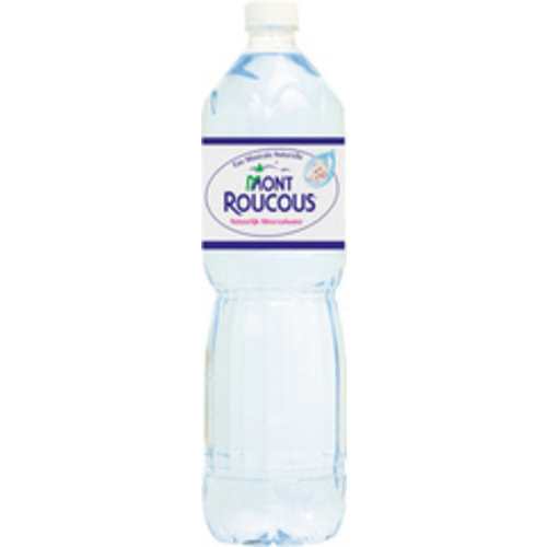 Mont Roucous Bronwater 1,5 liter