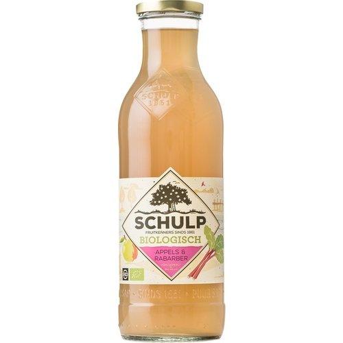 Schulp Appel & Rabarber Sap 750 ml