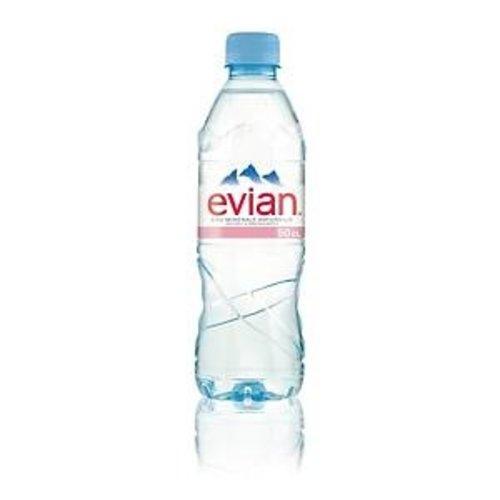 Evian Bronwater 500 ml