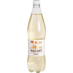 Vruchtendrank Bruisend Gember 1 liter