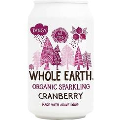 Vruchtendrank Bruisend Cranberry 330 ml