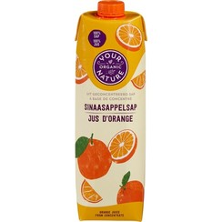Sinaasappelsap 1 liter
