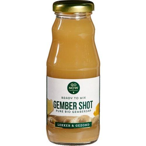 Go Now Gember Shot 200 ml