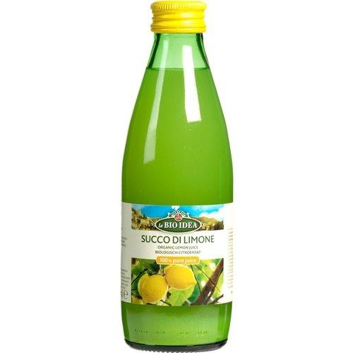 La Bio Idea Citroensap 250 ml