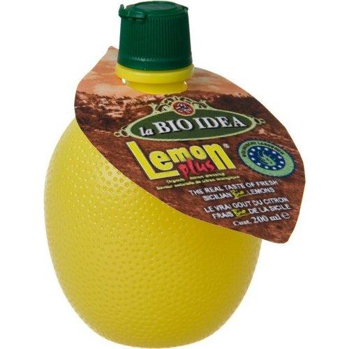La Bio Idea Citroensap Knijpfles 200 ml