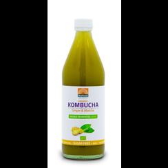 Kombucha Gember & Matcha 500 ml
