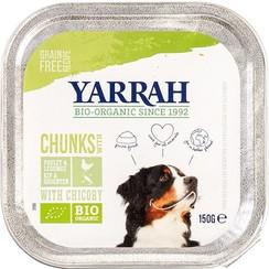 Hondenvoer Brokjes Kip Groenten 150 gram