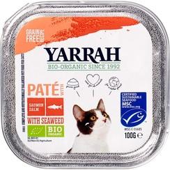 Kattenvoer Paté Zalm 100 gram