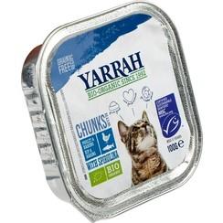 Kattenvoer Brokjes Kip & Haring 100 gram