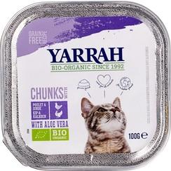 Kattenvoer Brokjes Kip & Kalkoen 100 gram