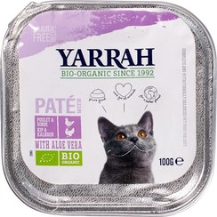 Kattenvoer Paté Kip & Kalkoen 100 gram