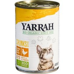 Kattenvoer Brokjes Kip 405 gram