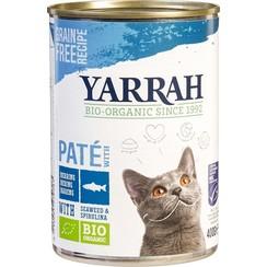 Kattenvoer Paté Haring 400 gram