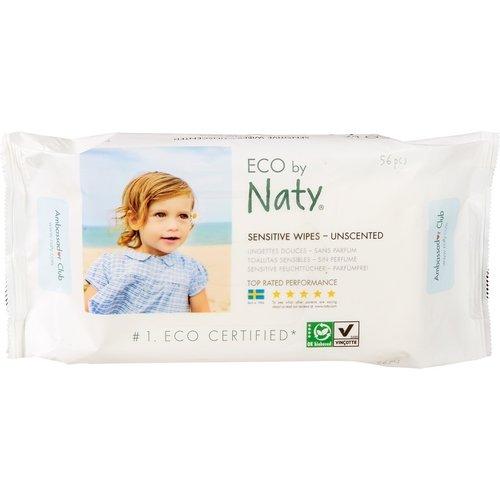 Naty Babydoekjes 56 stuks