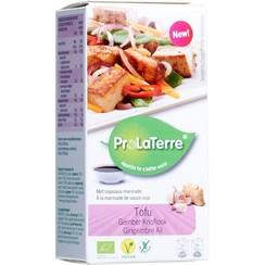 Tofu Gember en Knoflook 250 gram