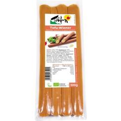 Tofu Wiener Sojaworstjes 300 gram