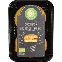 Kaasburger 2 x 85 gram