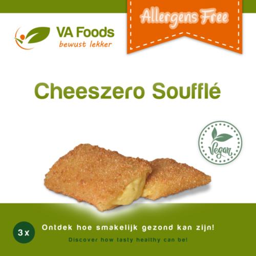 VA Foods Cheeszero Soufflé 3 stuks