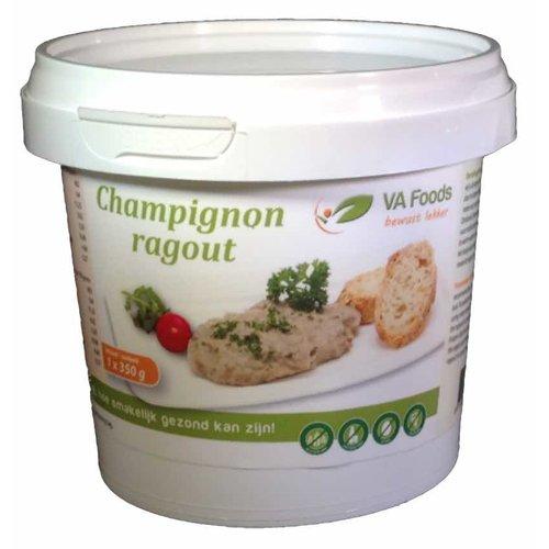 VA Foods Diepvries Champignon Ragout 350 gram