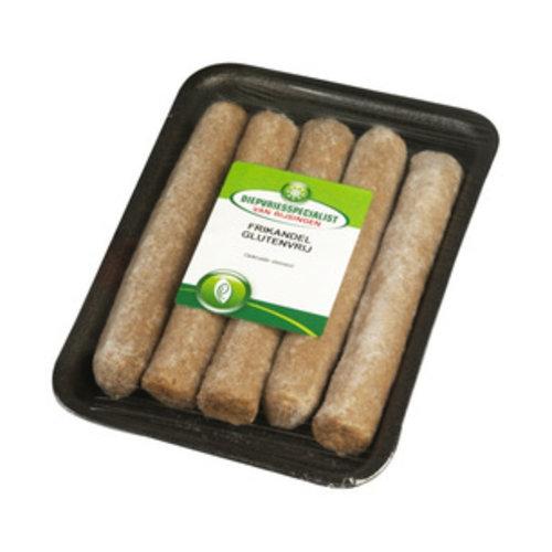 Diepvriesspecialist Diepvries Frikandel Glutenvrij 5 stuks