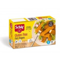 Diepvries Fish Fingers Glutenvrij 300 gram