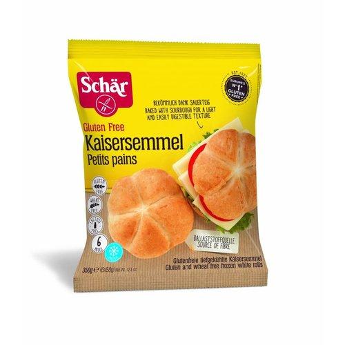 Schär Diepvries Kaiserbroodjes 350 gram