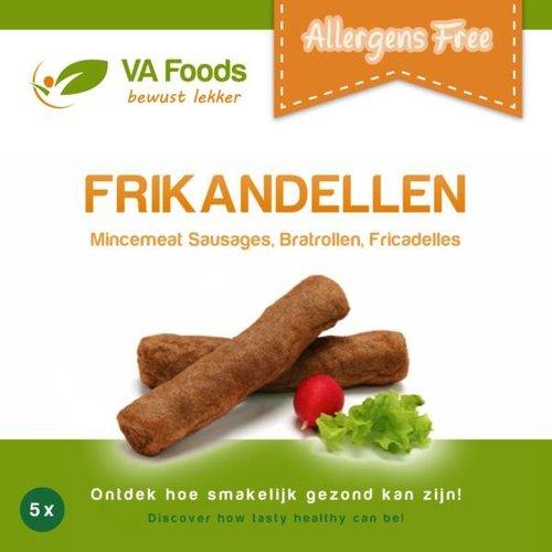 VA Foods Diepvries Frikandellen 5 stuks