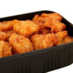 Diepvries Kibbeling Glutenvrij 380 gram