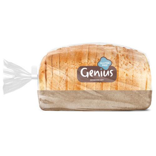 Genius Diepvries Bruinbrood 400 gram