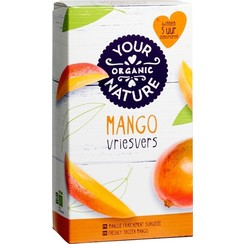 Mango Vriesvers 250 gram