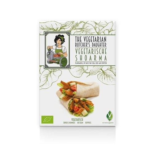 The Vegetarian Butcher's Daughter Diepvries Vegetarische Shoarma 160 gram