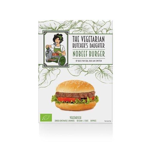 The Vegetarian Butcher's Daughter Diepvries Nobeef Burger 2 stuks
