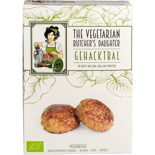 The Vegetarian Butcher's Daughter Diepvries Vega Gehacktbal 2 x 80 gram