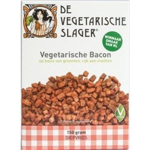 De Vegetarische Slager Diepvries Vegetarische Bacon 150 gram