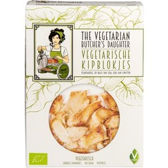 Diepvries Vegetarische Kipblokjes 160 gram