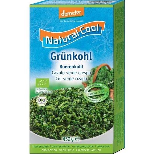 Natural Cool Diepvries Boerenkool 450 gram
