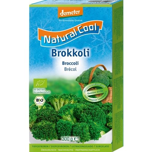 Natural Cool Diepvries Broccoli 300 gram