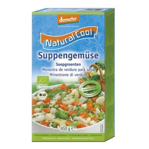 Natural Cool Diepvries Soepgroenten 450 gram