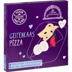 Diepvries Pizza Geitenkaas 350 gram