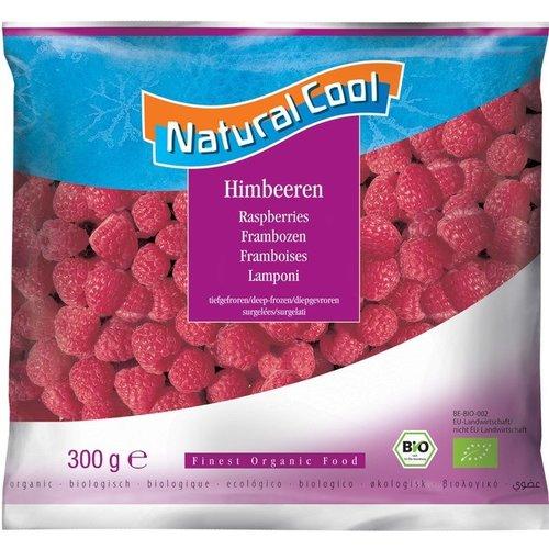 Natural Cool Diepvries Frambozen 300 gram