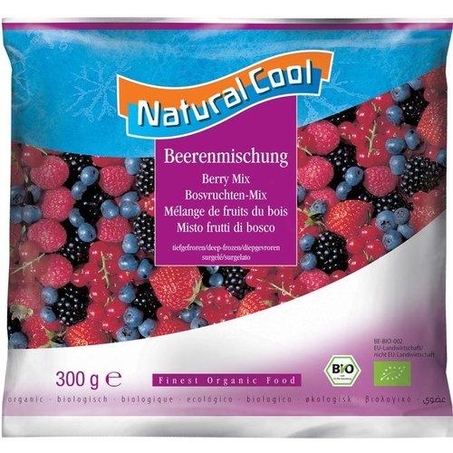 Natural Cool Diepvries Bosvruchtenmix 300 gram