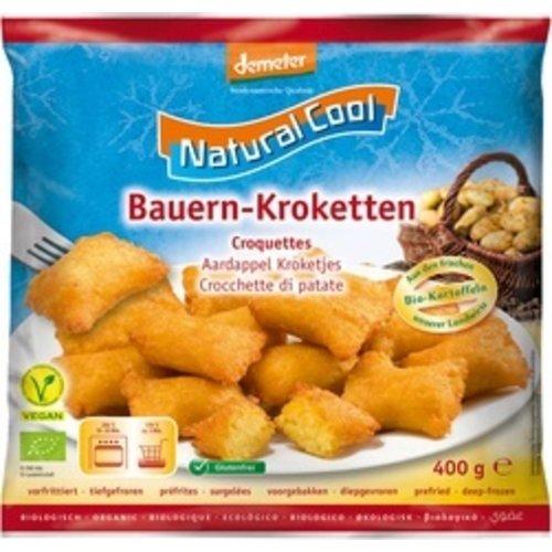 Natural Cool Diepvries Aardappelkroketten 400 gram