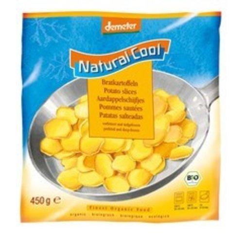 Natural Cool Diepvries Aardappelschijfjes 450 gram