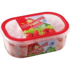 Aardbeien-IJs 900 ml