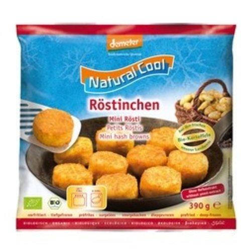 Natural Cool Diepvries Mini Rösti 390 gram
