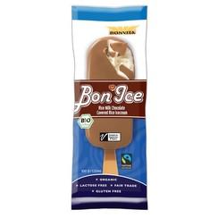 Rijstmelk-IJs Melkchocola & Vanille 120 ml