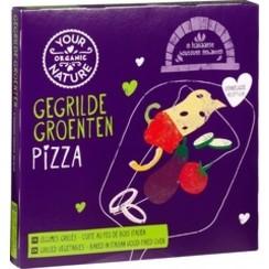 Diepvries Pizza Gegrilde Groenten 350 gram