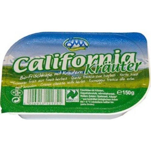 Öma California  Kruidenroomkaas 150 gram