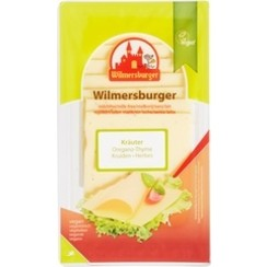 Plakjes Vegan Kaas Oregano & Tijm 150 gram