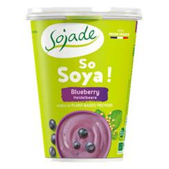 Sojayoghurt Bosbes 400 gram